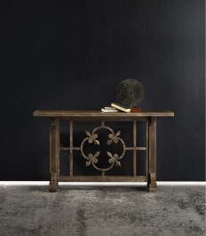 Hooker Furniture Melange Cora Console - Console Tables | Houzz