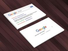 Free SEO Specialist Business Card Template - Free Download | Freebiesjedi