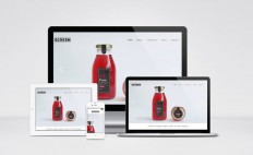 Screen : Simple Portfolio Wordpress Theme - Free Download | Freebiesjedi