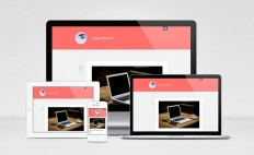 Lingonberry : Simple Wordpress Theme for Blogger - Free Download | Freebiesjedi
