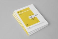 Free Website Design Project Proposal (InDesign) - Free Download | Freebiesjedi
