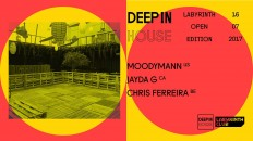 Moodymann & Jayda G • Deep in House • Labyrinth Open Edition