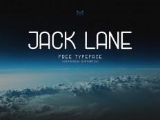 Jack Lane - Free Display Font - Free Download   Freebiesjedi