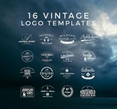 16 Free Vintage Badge Template - Free Download | Freebiesjedi