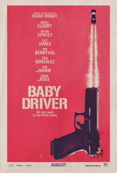 Baby Driver Movie Poster on Inspirationde