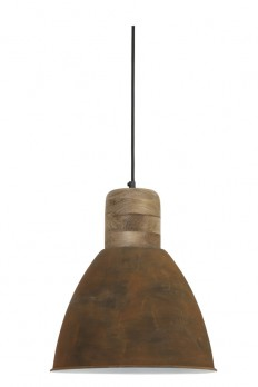 ISMAY 310 RUST PENDANT - Modern Pendants - Pendant Lights - Lighting Direct