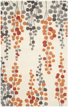 Safavieh - Safavieh Soho Soh338b Beige - Orange Area Rug #143629