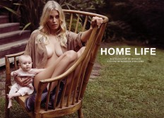 Exclusive: Catharina Zeitner by Henryk in 'Home Life'