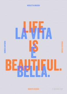 Life is Beautiful Movie Poster on Inspirationde