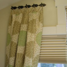 drapery trim - an Ideabook by Erica Sweitzer Interior Decorator