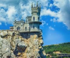 Swallow's Nest : un nido de golondrinas en Crimea – ENROUTE