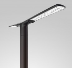 Streetlamps system SNOP on