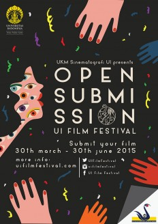 [OPEN SUBMISSION] UI Film Festival on Inspirationde