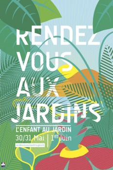 PosterRDV in the gardens – Vivier de Serres on Inspirationde
