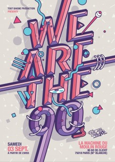 We are the 90's on Inspirationde