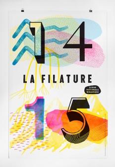 LA FILATURE – THE FILING 3 on Inspirationde