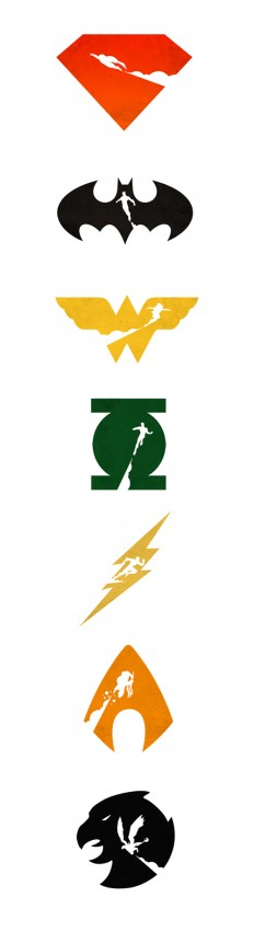 DC Fan Arts # 71 | Justice League of America on Inspirationde