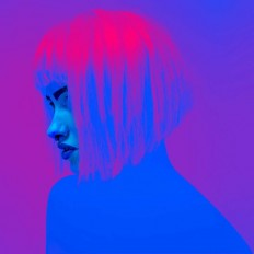 Beautiful Neon Colored Photography by Slava Semenyuta in Light
