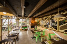 CORTESANA / Diseño restaurante on