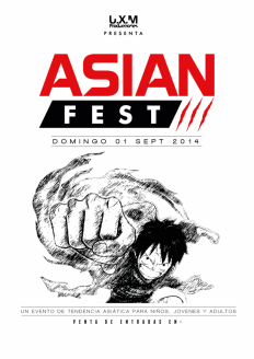 ASIAN FEST III ' Anime Posters on Inspirationde