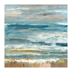 Coastal Colors Canvas Art Print   Kirklands