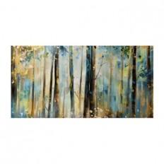 Forest Sunshine Canvas Art Print | Kirklands
