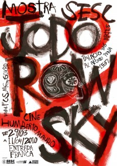 Mostra Sesc Jodorowsky on Inspirationde