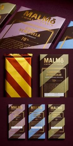 Malmö Chokladfabrik by Pond Design