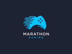 Marathon Gaming - Logo Design by Travis Howell ????