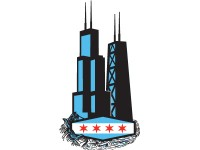 Chicago Tattoo by Brian Lindstrom