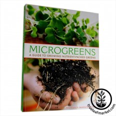 Book: Microgreens | A Guide To Growing Nutrient-Packed Micro Greens