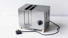 Kasey Hou aims to reduce electrical waste with flatpack repairable toaster