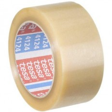 Tesa átlátszó széles öntapadó ragasztószalag 48 mm x 50 m Ft Ár 289 Ft Ár Ragasztószalag - Csomagolóanyag