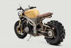 classified moto frank custom triumph speed triple 3 motorcycle