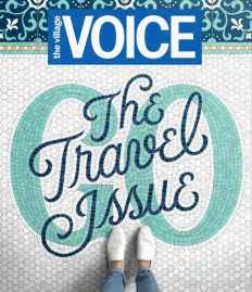 GO: The Travel Issue by Nick Misani for the Village Voice on Inspirationde