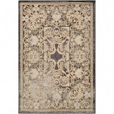 Artistic Weavers Buardajio Black 8 ft. 10 in. x 12 ft. 9 in. Indoor Area Rug-S00151090011 - The Home Depot