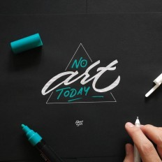 No Art Today on Inspirationde