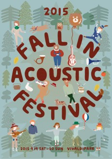 Fall in Acoustic Festival on Inspirationde