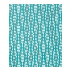 Robert Allen Strummed Turquoise Fabric | OnlineFabricStore.net