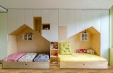 Apartment in Elemag St. / interior&furniture design on