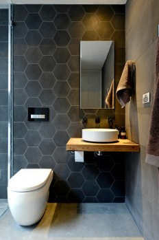 Hexagonal coatings or hives – super trend on Inspirationde