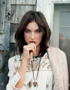 bohemian rhapsody: jacquelyn jablonski by matt jones for elle italia december 2014 | visual optimism; fashion editorials, shows, campaigns & more!