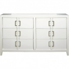 Samuel Lawrence Brighton Drawer Dresser in White