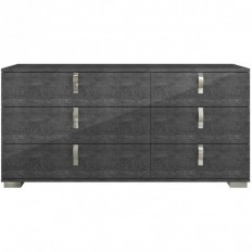 Noble Double Dresser Grey Birch