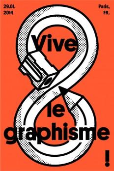Vive le graphisme by Tristan Bagot. on Inspirationde