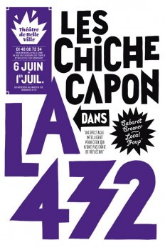 The Chiche Capon – LA 432 on Inspirationde