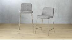charlie bar stools | CB2