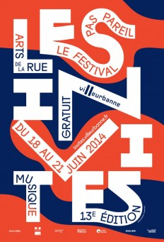 The french performing arts festival Les Invites. Villeurbanne, on Inspirationde