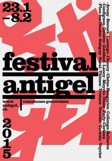 Festival Antigel 2015 on Inspirationde