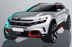 Citroën Design Director Alexandre Malval on the New C5 Aircross
